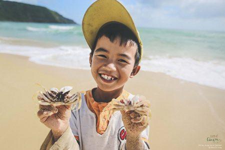 Câu chuyện số 12: Tiến và những hạt cát vương trên đôi má