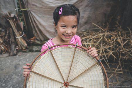 Câu chuyện số 7: Uyên và chiếc nón lá của người Việt