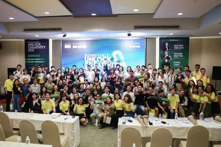Unlock Creativity 2021: Hành trình khơi nguồn cảm hứng của Cộng đồng Sáng tạo Việt Nam