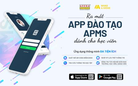 Arena Multimedia ra mắt App quản lý học tập trên iOS và Android