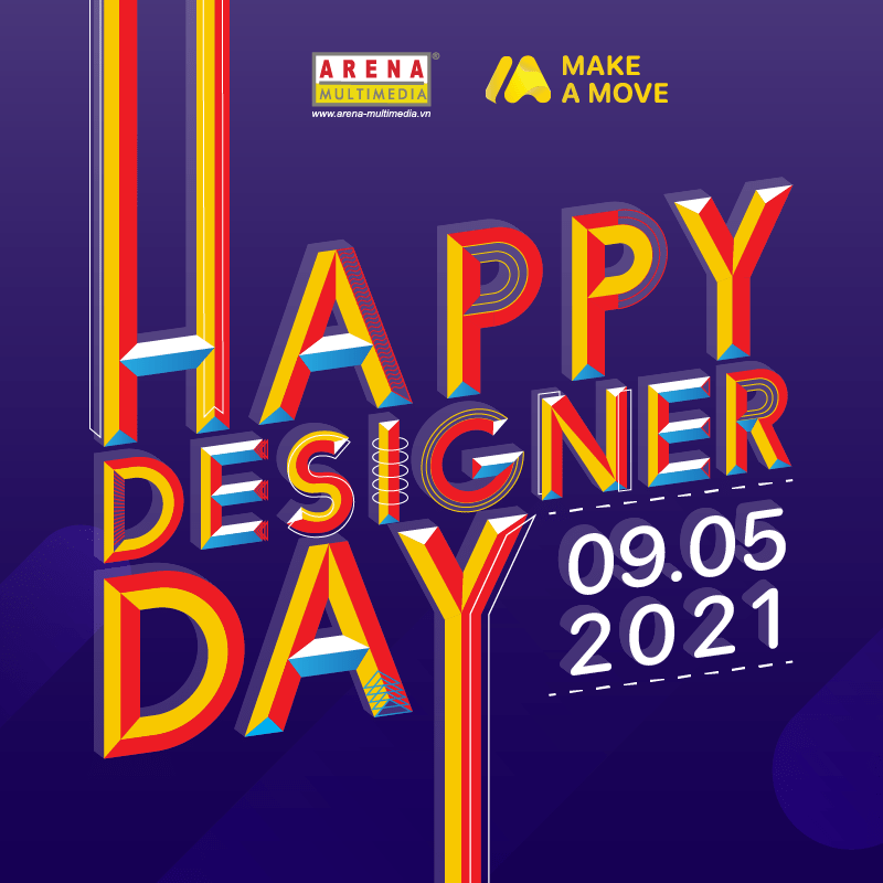 [HCM – 09.05] HAPPY DESIGNER DAY