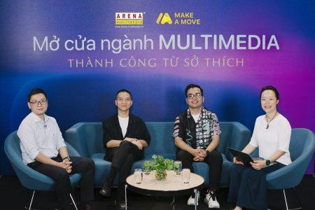 Chọn nghề theo sở thích, Gen Z  mở toang cánh cửa ngành Multimedia