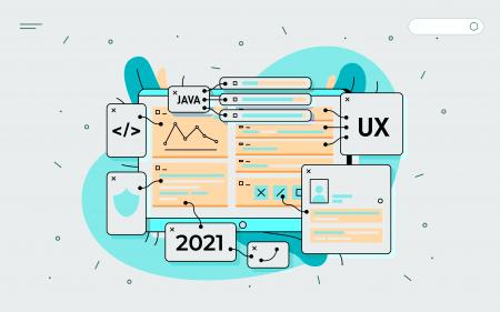 """Designer nên hay không nên """"chạy theo"""" các xu hướng thiết kế UX mới nổi trong năm 2021?"""