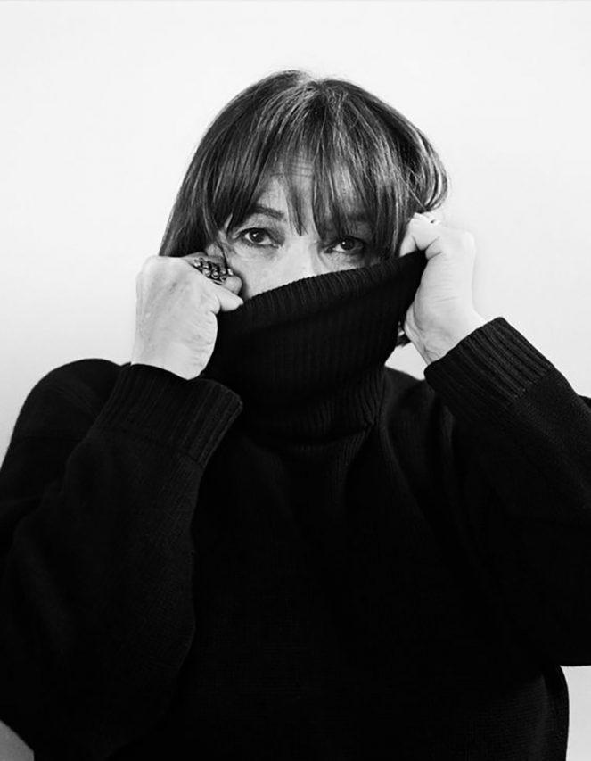 Ruth Ansel nhà thiết kế đồ họa vượt qua vấn đề tuổi nghề