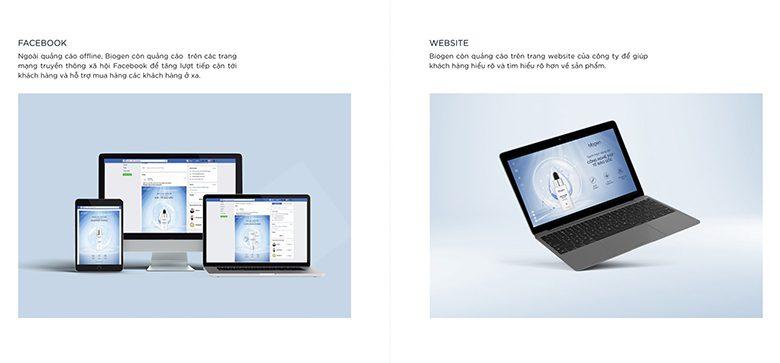 Sản phẩm thiết kế đồ họa quảng cáo