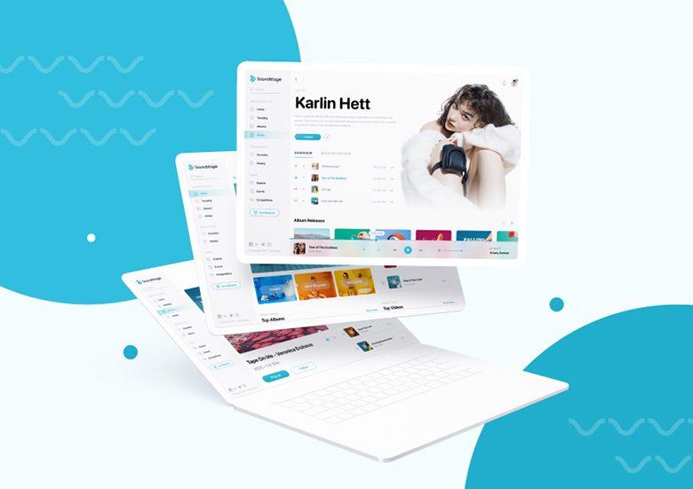 Sản phẩm thiết kế đồ họa giao diện tối ưu cho người dùng của học viên Arena Multimedia