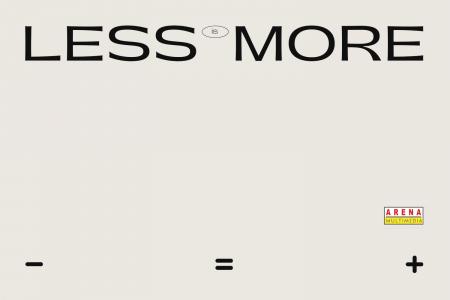 Less is More: 20 bí kíp giúp bạn thiết kế poster tối giản trong thời đại Minimalism