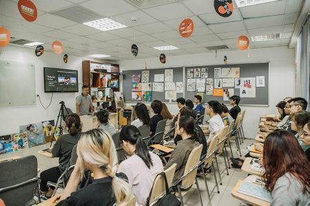 Học Thiết kế đồ họa tại TP.HCM chuẩn quốc tế với Arena Multimedia